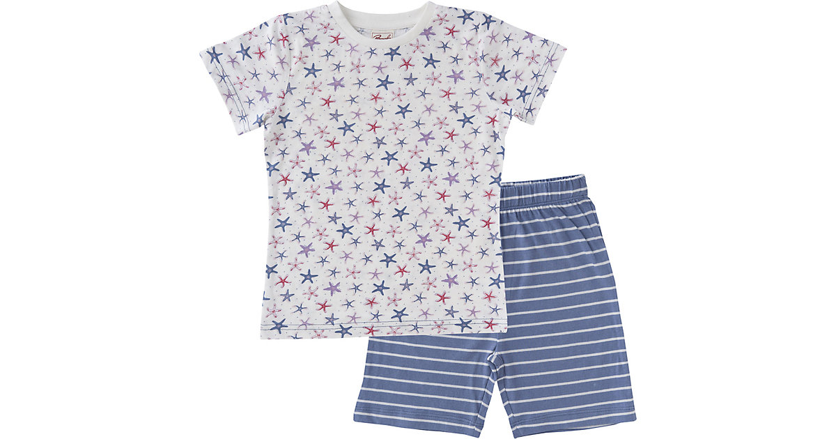 People Wear Organic · Schlafanzug , Organic Cotton Gr. 104 Mädchen Kleinkinder