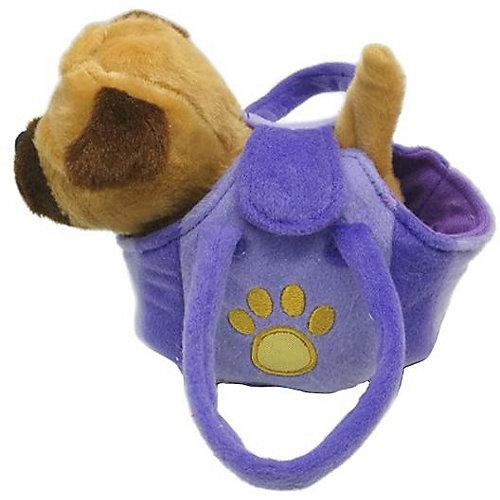 Интерактивный щенок My friends, 17 см, в сумочке от My Friends