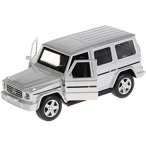 "Машина ""Технопарк"" Mercedes-benz G-Class, 12 см, инерционная от ТЕХНОПАРК"