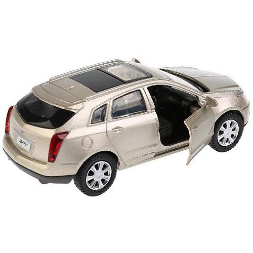 "Машина ""Технопарк"" Cadillac SRX, 1:43, инерционная от ТЕХНОПАРК"