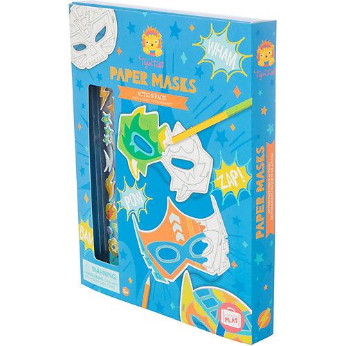 Набор для создания масок Tiger Tribe, Время героев от Tiger Tribe