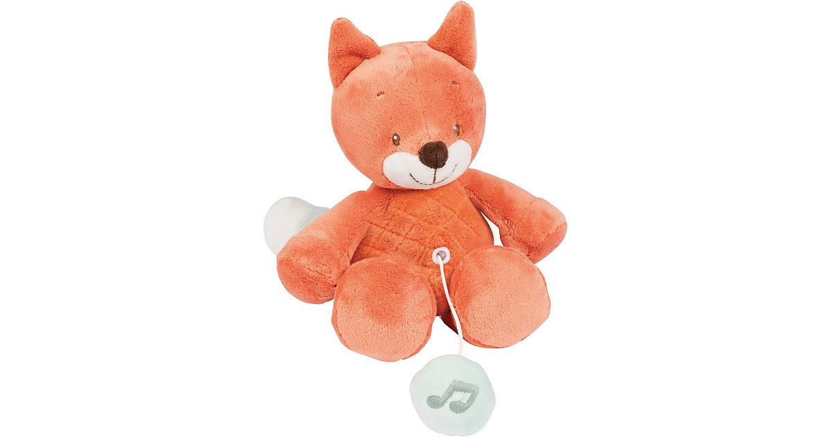 Mini-Spieluhr Fuchs | Kinderzimmer > Spielzeuge | Nattou