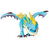 Игрушка Spin Master Dragons Большая фигурка дракона Змеевика, со звуковыми и световыми эффектами