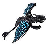 Игрушка Spin Master Dragons Большая фигурка дракона Беззубика, со звуковыми и световыми эффектами