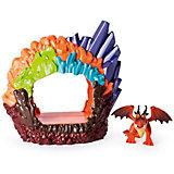 Игрушка Spin Master Dragons «Дракон в пещере»,дракон Кривоклык