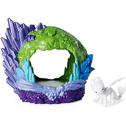 Игрушка Spin Master Dragons «Дракон в пещере»,дракон Белая фурия от Spin Master
