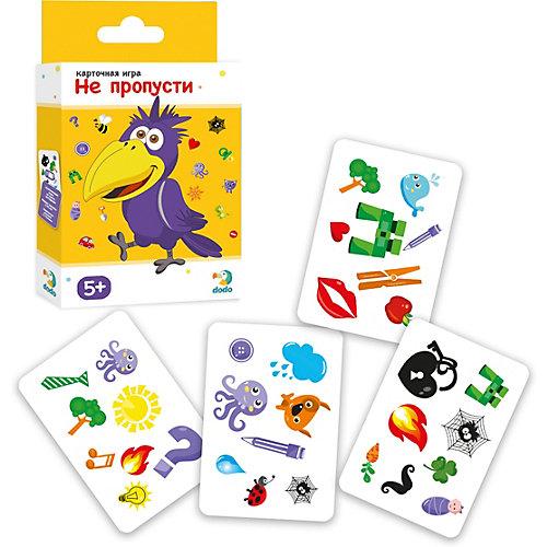 Карточная игра Dodo Не пропусти от Dodo
