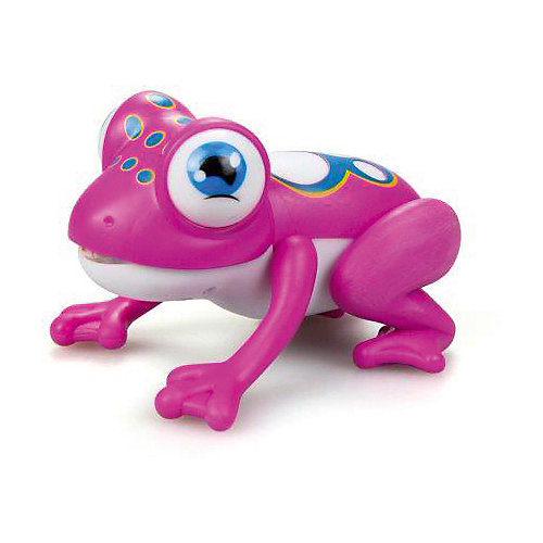 Лягушка Глупи Silverlit, розовая от Silverlit