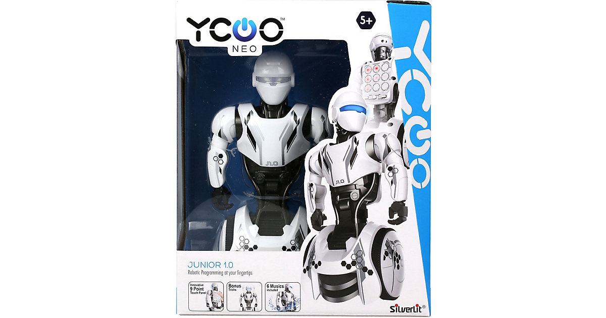 Roboter One Junior 1.0 bunt