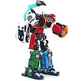 Фигурка-трансформер Young Toys Тобот Атлон, Магма (S2)