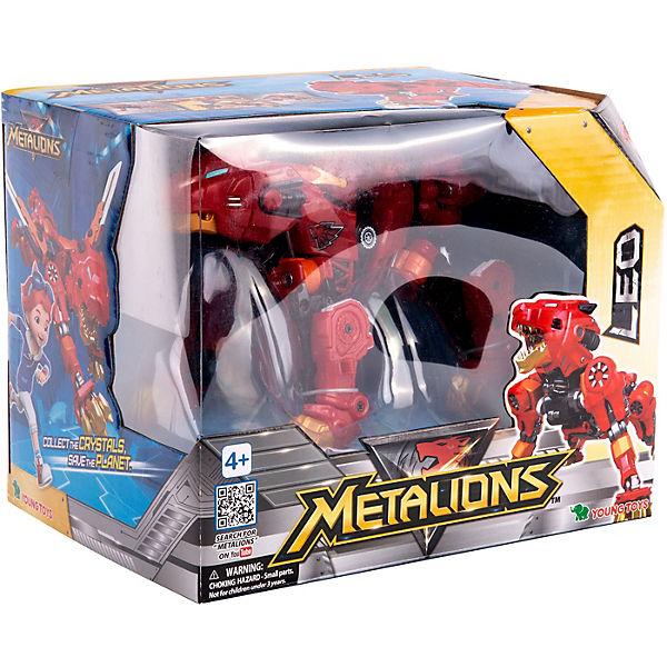 Трансформер Young Toys Металионс, Лео