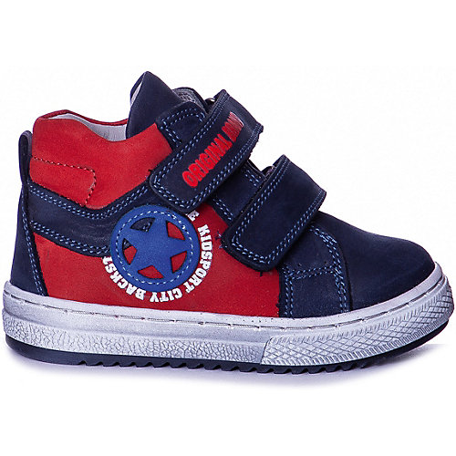 Кроссовки Tiflani - синий/красный от Tiflani