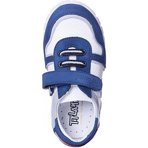 Кроссовки Tiflani - синий/белый от Tiflani
