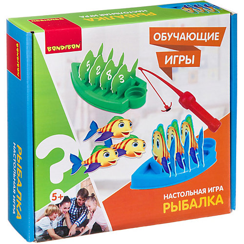 Настольная игра Bondibon Рыбалка от Bondibon