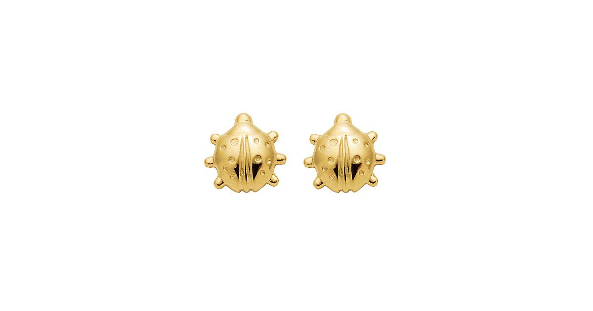 Adelia´s 1 Paar Gold Ohrringe Ohrstecker Marienkäfer 8 k 333 Gelbgold Ohrhänger | Schmuck > Ohrschmuck & Ohrringe > Ohrstecker | Gold | Adelia's