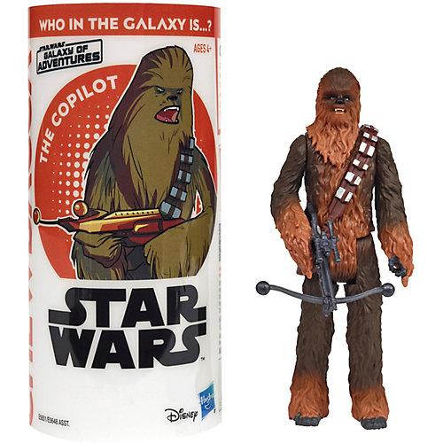 """Фигурка Star Wars """"Коллекция историй"""" Чубакка от Hasbro"""