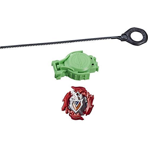 Волчок Beyblade SlingShock Ахиллес Зет А4, с пусковым устройством от Hasbro