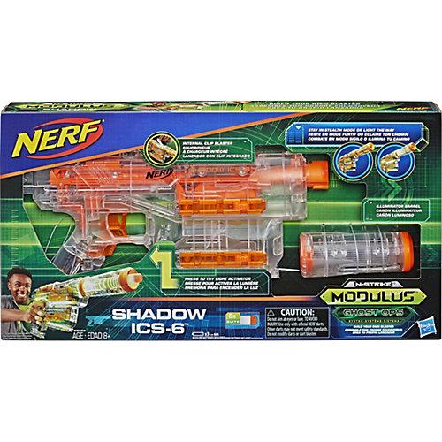 Бластер Nerf Modulus Шэдоу от Hasbro