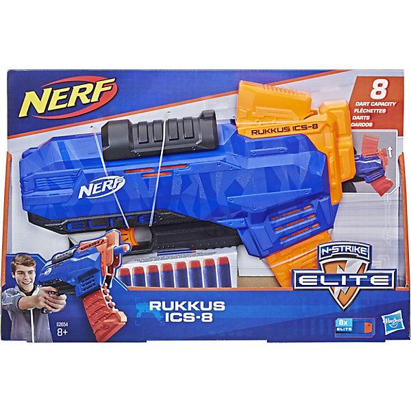Nerf N-Strike Elite Rukkus ICS-8, Nerf Elite limfrt