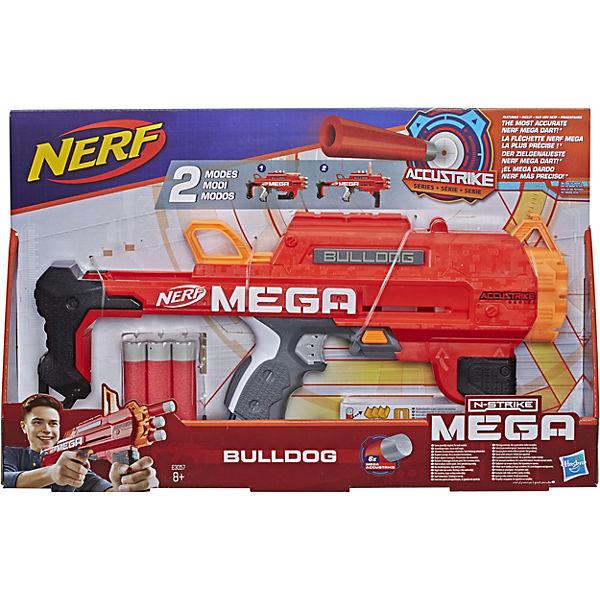 Бластер Nerf Mega Бульдог