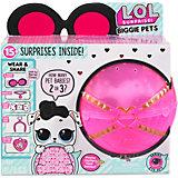 """Игровой набор LOL """"Большой питомец"""", далматинец в розовом шаре"""