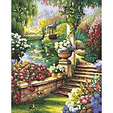 Картина по номерам Schipper Райский сад 40х50 см