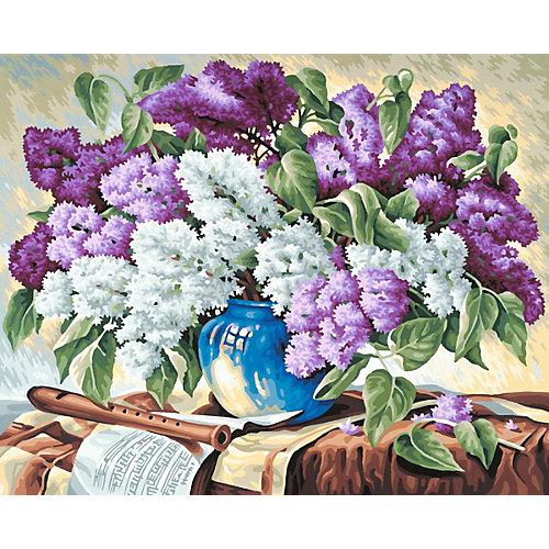 Картина по номерам Schipper Сирень в вазе 40х50 см от Schipper