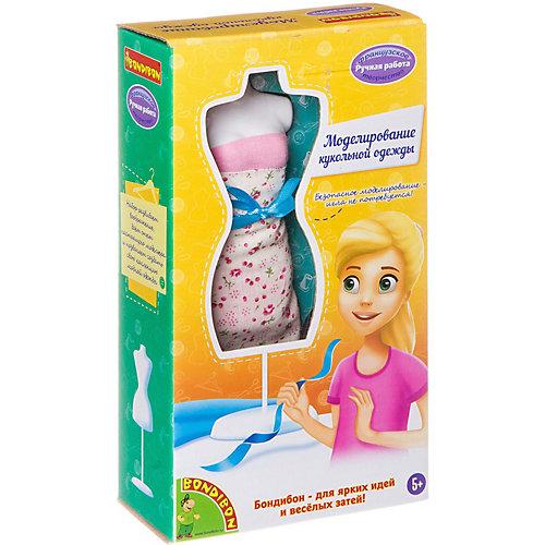 Набор для творчества  Bondibon  Моделирование кукольной одежды от Bondibon