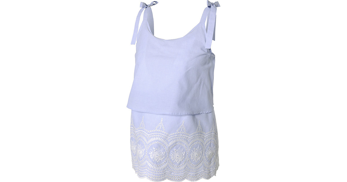 mama-licious · MLLEILA JUNE S/L WOVEN TOP NF A. - Umstandsblusen - weiblich Gr. 42 Damen Kinder