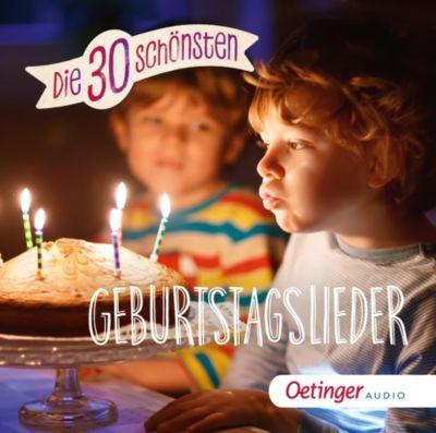 Sonstige Spielzeug-Artikel CD 30 schönste Geburtstagslieder