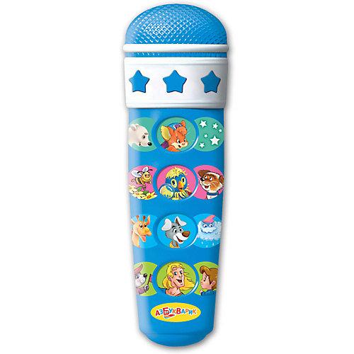 Караоке микрофон Азбукварик «Песенки друзей» от Азбукварик
