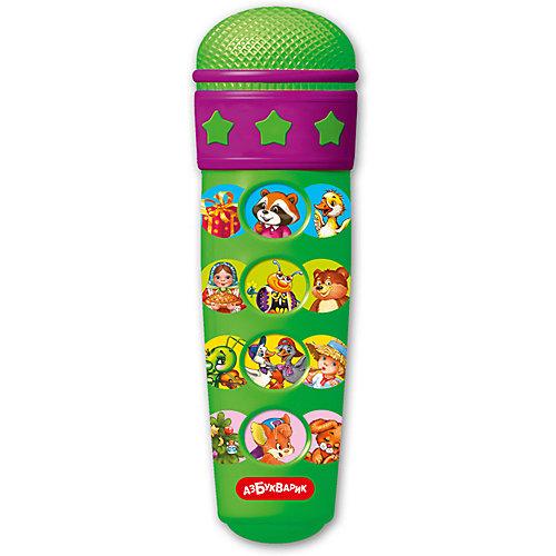 Караоке микрофон Азбукварик «Любимые песенки» от Азбукварик