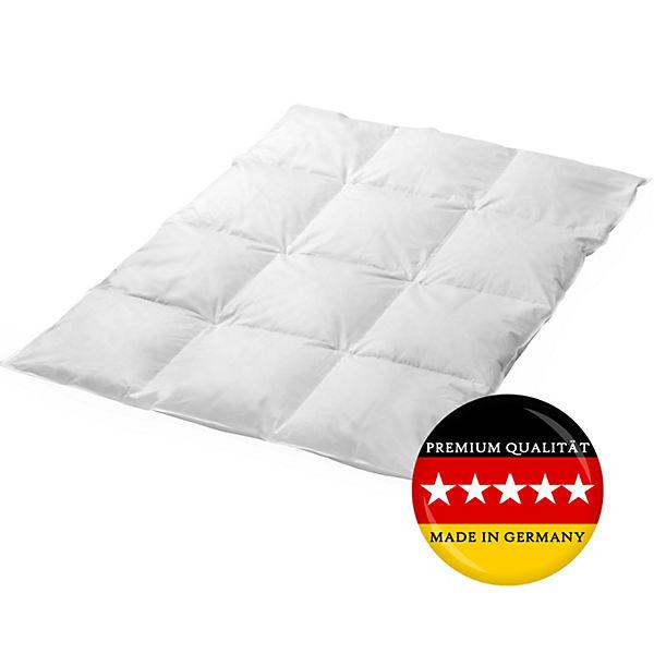 Kinder Bettdecke 150 G Daunen 90 100 X 135 Cm Weiß Cm Mytoys