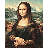"Картина по номерам Schipper Леонардо да Винчи ""Мона Лиза"", 24x30 см"