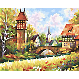 Картина по номерам Schipper Загородная идилия, 40х50  см