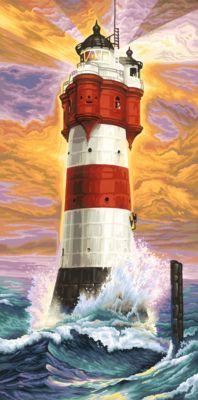 Картина по номерам Schipper Маяк, 40х80 см
