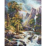 Картина по номерам Schipper Высокогорье, 40х50 см