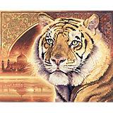 Картина по номерам Schipper Тигр, 40х50 см