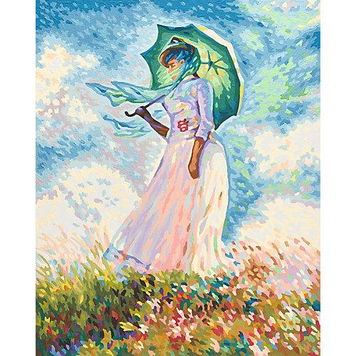 Картина по номерам Schipper Клод Моне «Дама с зонтиком», 40х50 см от Schipper