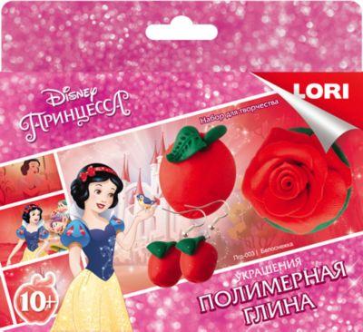 Полимерная глина LORI Disney Украшения «Белоснежка»