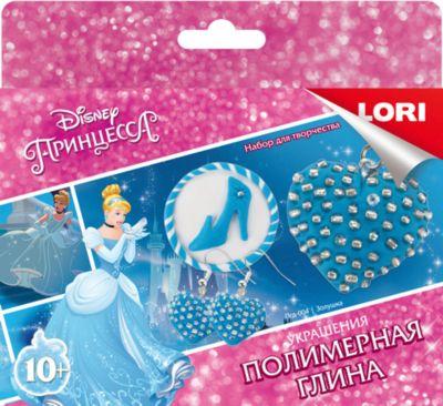 Полимерная глина LORI Disney Украшения «Золушка»
