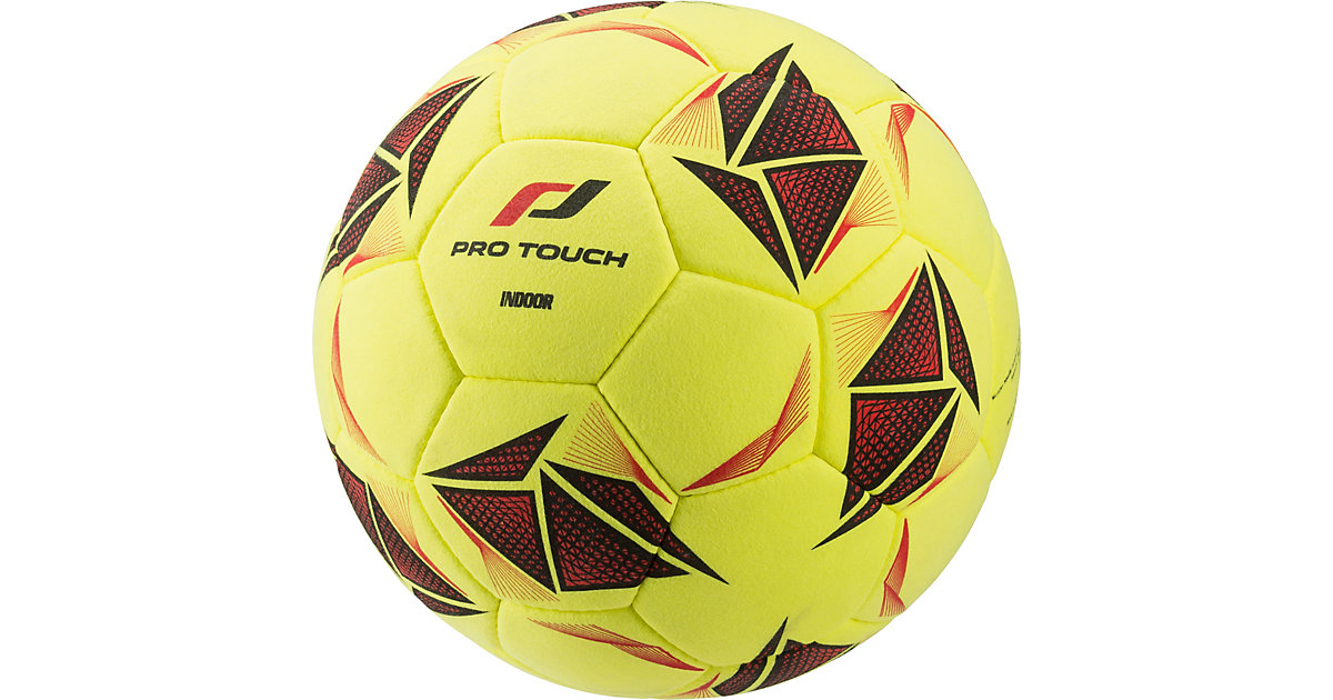 Pro Touch · Fußball Force Indoor, gelb