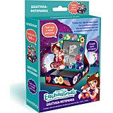 """Скрапбукинг Origami Enchantimals Шкатулка-фоторамка """"Создай свою историю"""", 10х10х3 см"""