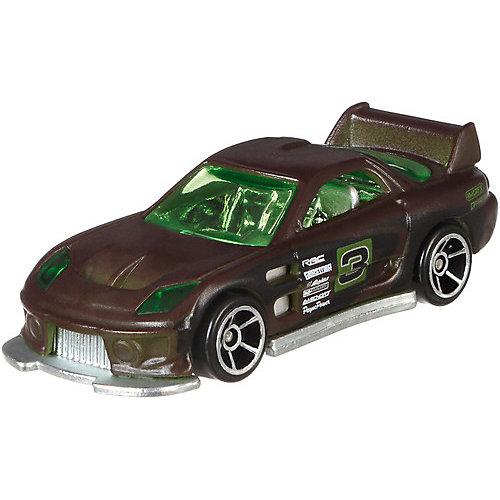 Машинка Hot Wheels Color Shifters, меняет цвет от Mattel