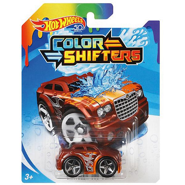 Машинка Hot Wheels Color Shifters, меняет цвет