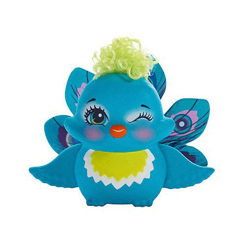 Кукла с любимой зверюшкой Enchantimals, Пэттер Пикок и Флэп от Mattel