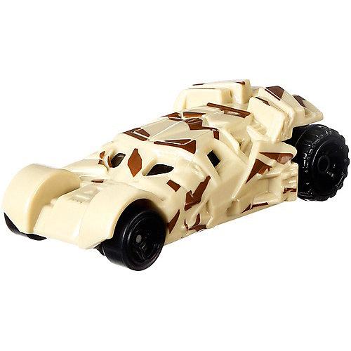 Тематическая машинка Hot Wheels Batman, Tumbler от Mattel