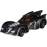 Тематическая машинка Hot Wheels Batman, Arkham Asylum