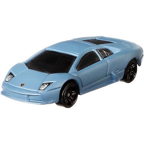 Тематическая машинка Hot Wheels Batman, Lamboghini Murcielago от Mattel