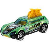 Базовая машинка Hot Wheels, Tour De Fast
